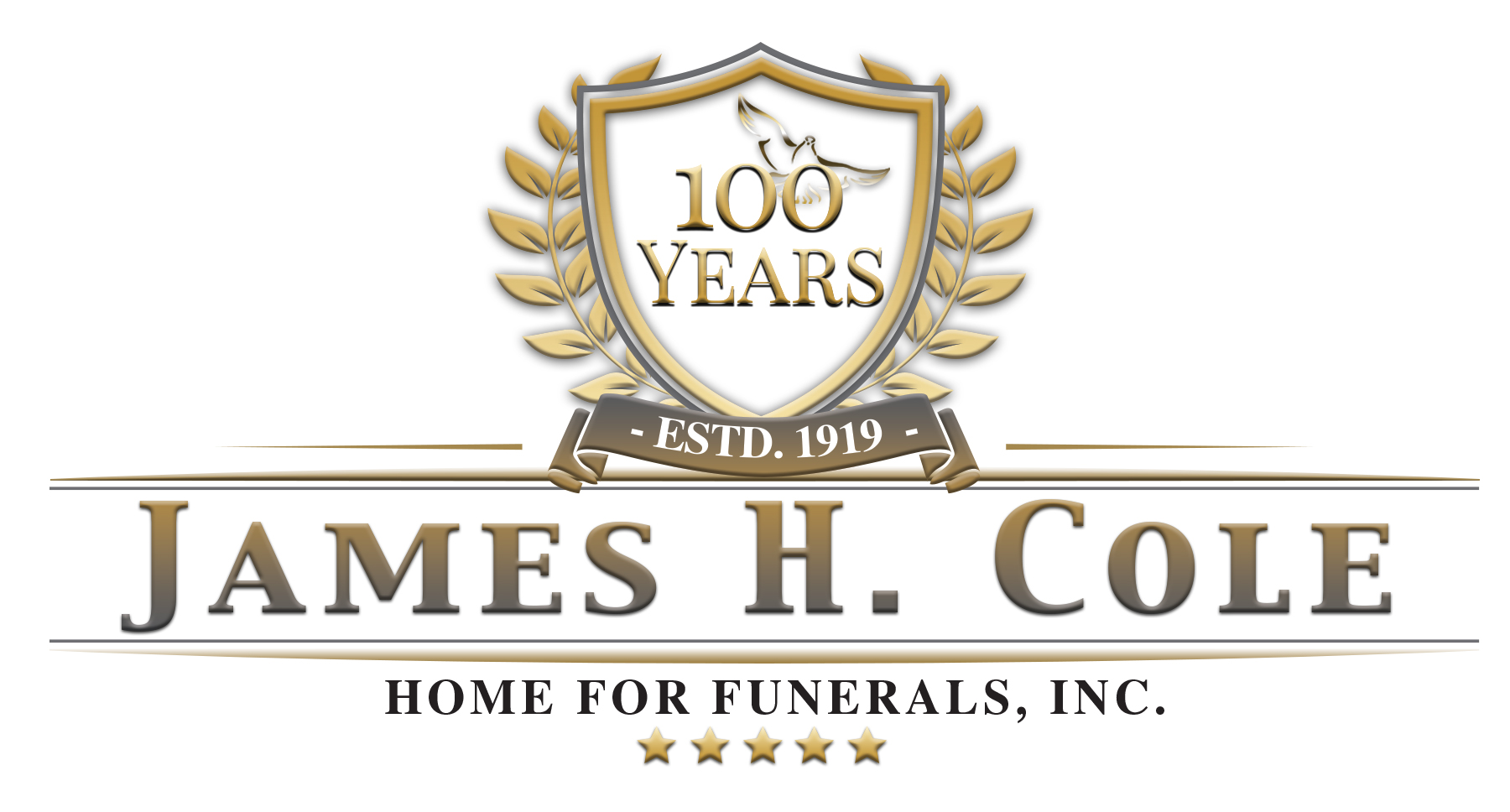 James H. Cole Home for Funerals Celebrates 100 Years in Business