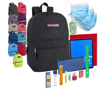 James Cole Backpack Donation