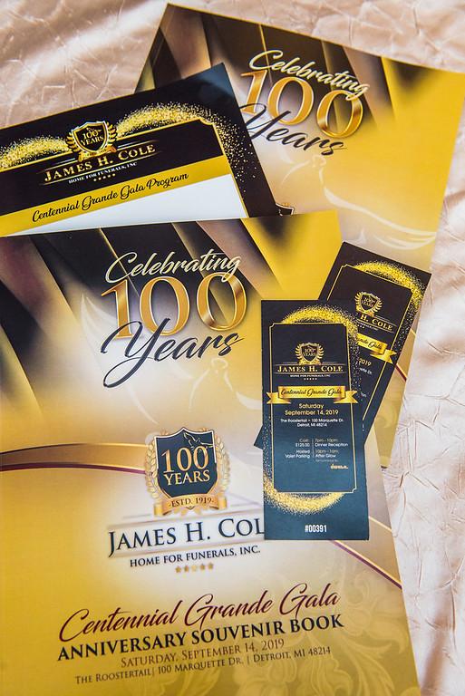 James Cole Anniversary Gala