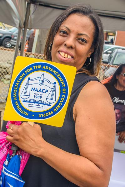 Centennial Block Party NAACP